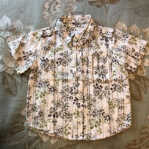 Boys' Old Navy Spring shirt!